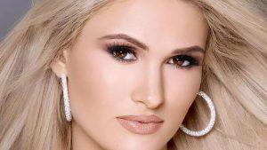 Miss Nebraska Lex Najarian